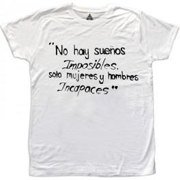 M No hay suenos imposibles solo mujeres y hombres incapaces