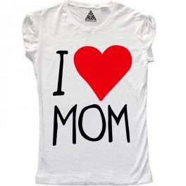 W I love Mom