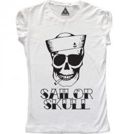W Sailor Skull