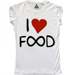 W I love food