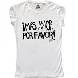 W Mas amor por favor