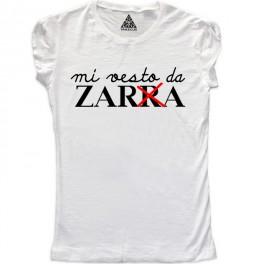 W Mi vesto da Zarra